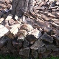Holzscheite | Skulptur